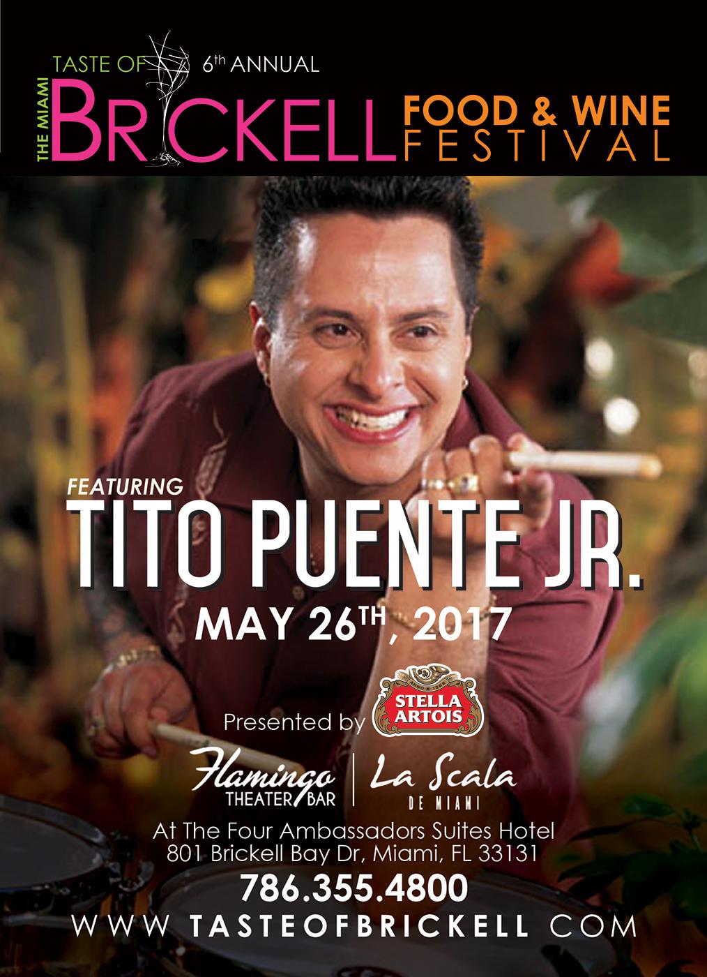 Tito Puente Jr Ad