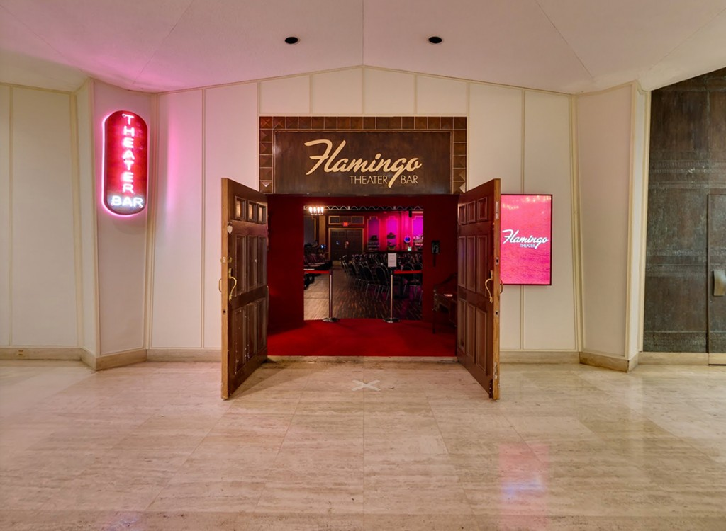 Flamingo Theater / Bar